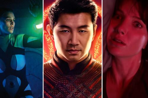 Estrenos de cine: Shang-Chi y lo último de James Wan al rescate de una taquilla que no levanta cabeza pese a los esfuerzos de 'La patrulla canina'