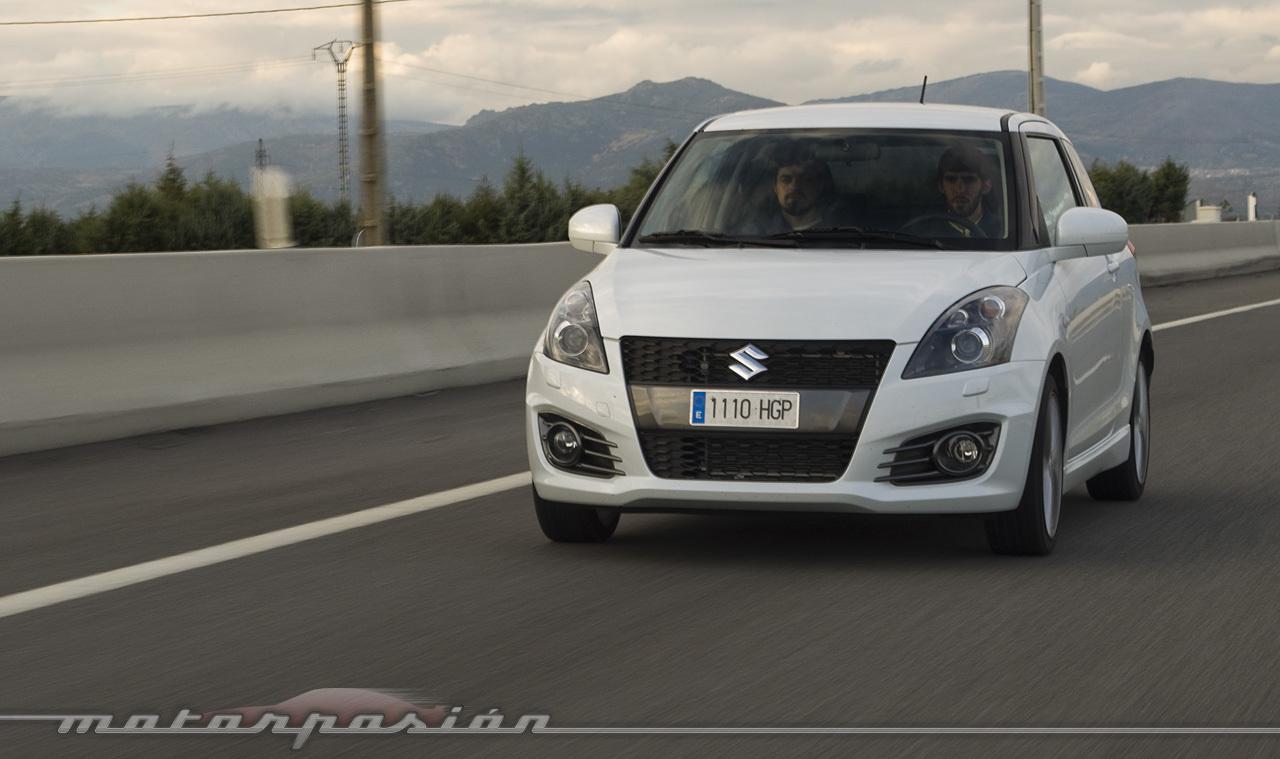 Foto de Suzuki Swift Sport (presentación) (18/32)