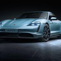Porsche Taycan 4S: la versión ligera y barata del eléctrico de Porsche alcanza los 250 km/h y 463 km de autonomía
