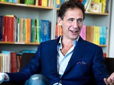 Tenemos 'Millenium' para rato... David Lagercrantz firma para dos novelas más