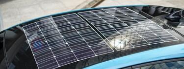 Tecnologías que harán los coches eléctricos mejores: los paneles solares