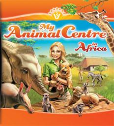'My Animal Centre in Africa', Juego de gestión para Nintendo DS