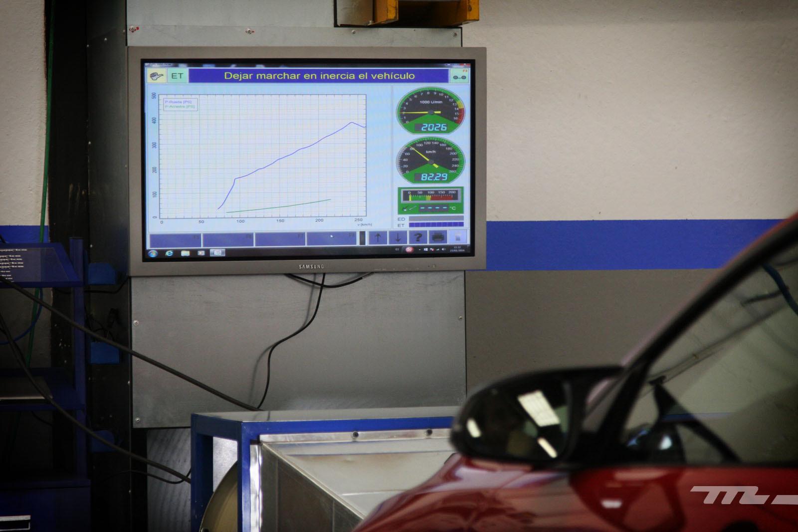 Foto de BMW M4 Performance (prueba en banco de potencia) (28/40)