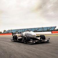 Roborace es una competición con coches autónomos y eléctricos, ya están dando sus primeras vueltas sin piloto
