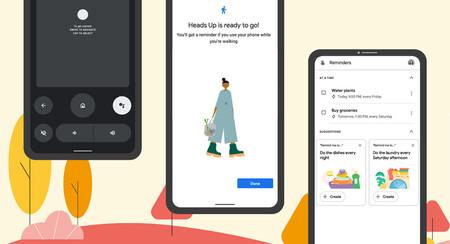 Las novedades que llegan a tu Android este otoño: más accesibilidad, control remoto para Google TV y más