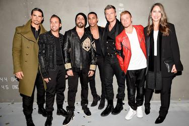 ¡Y de repente los Backstreet Boys se convierten en la banda más cool gracias a Balmain y H&M!