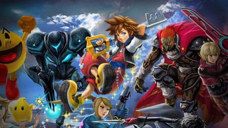 Todo lo que necesitas saber sobre Sora de Kingdom Hearts en Super Smash Bros. Ultimate