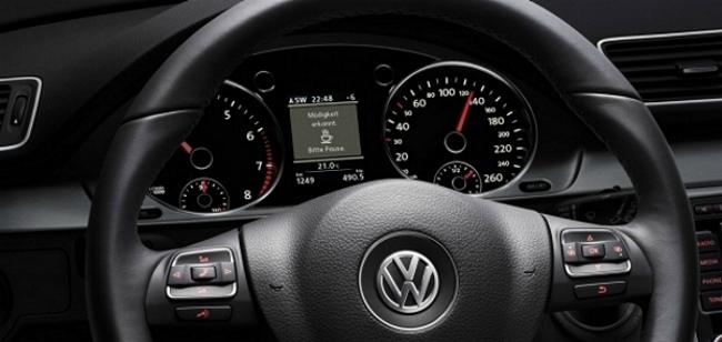 Volkswagen detección sueño