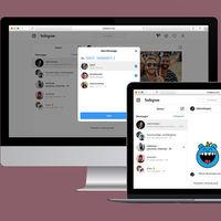 Los DM de Instagram comienzan a desembarcar en la versión web