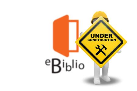 eBiblio, el servicio de préstamo de libros electrónicos de las bibliotecas, no funciona desde hace una semana y hasta el 9 de diciembre