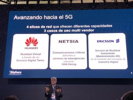Telefónica demuestra las utilidades del network slicing en 5G: una subred para cada necesidad