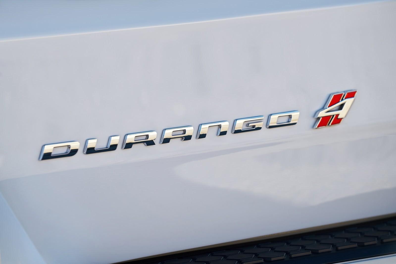 Foto de 2018 Dodge Durango SRT (33/56)