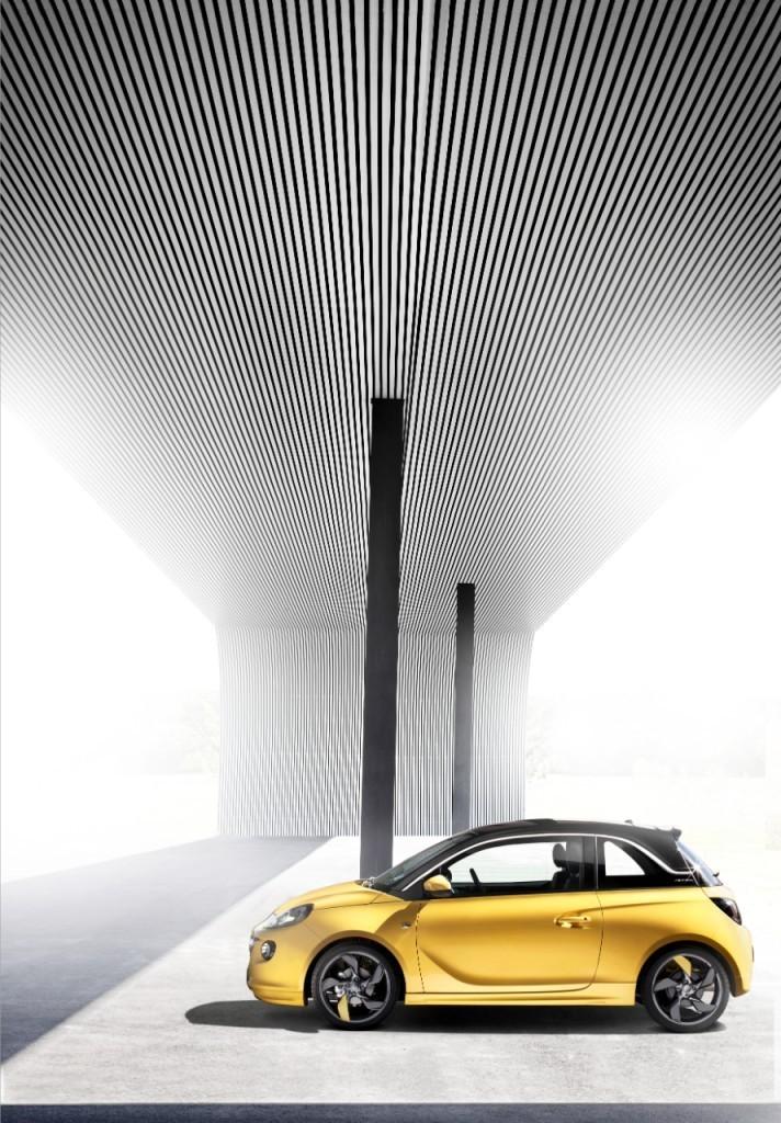 Foto de Opel Adam (32/50)