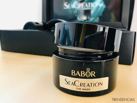 review the mask sea creation babor