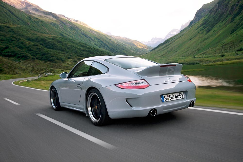 Foto de Porsche 911 Sport Classic (1/5)