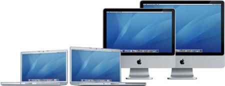 Actualizaciones de software: iMac 1.3 y MacBook Pro 1.2