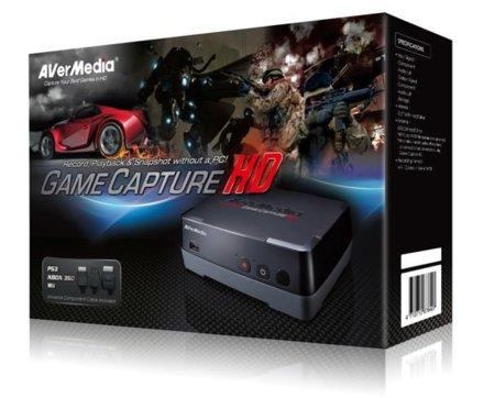 AverMedia Game Capture HD, comparte tus jugadas maestras sin complicaciones
