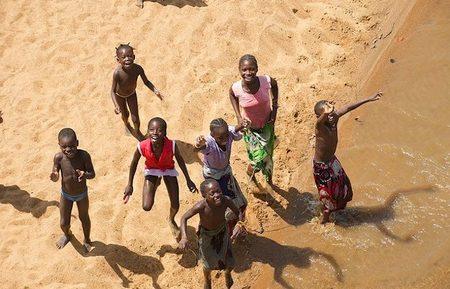 Datos de la desnutrición infantil en el mundo