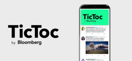 TicToc by Bloomberg, el canal de noticias 24 horas que se enfrenta a CNN emitiendo desde Twitter