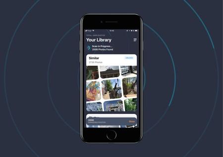 Gemini Photos para iOS, la app que me ha devuelto varios GBs de espacio en mi iPhone