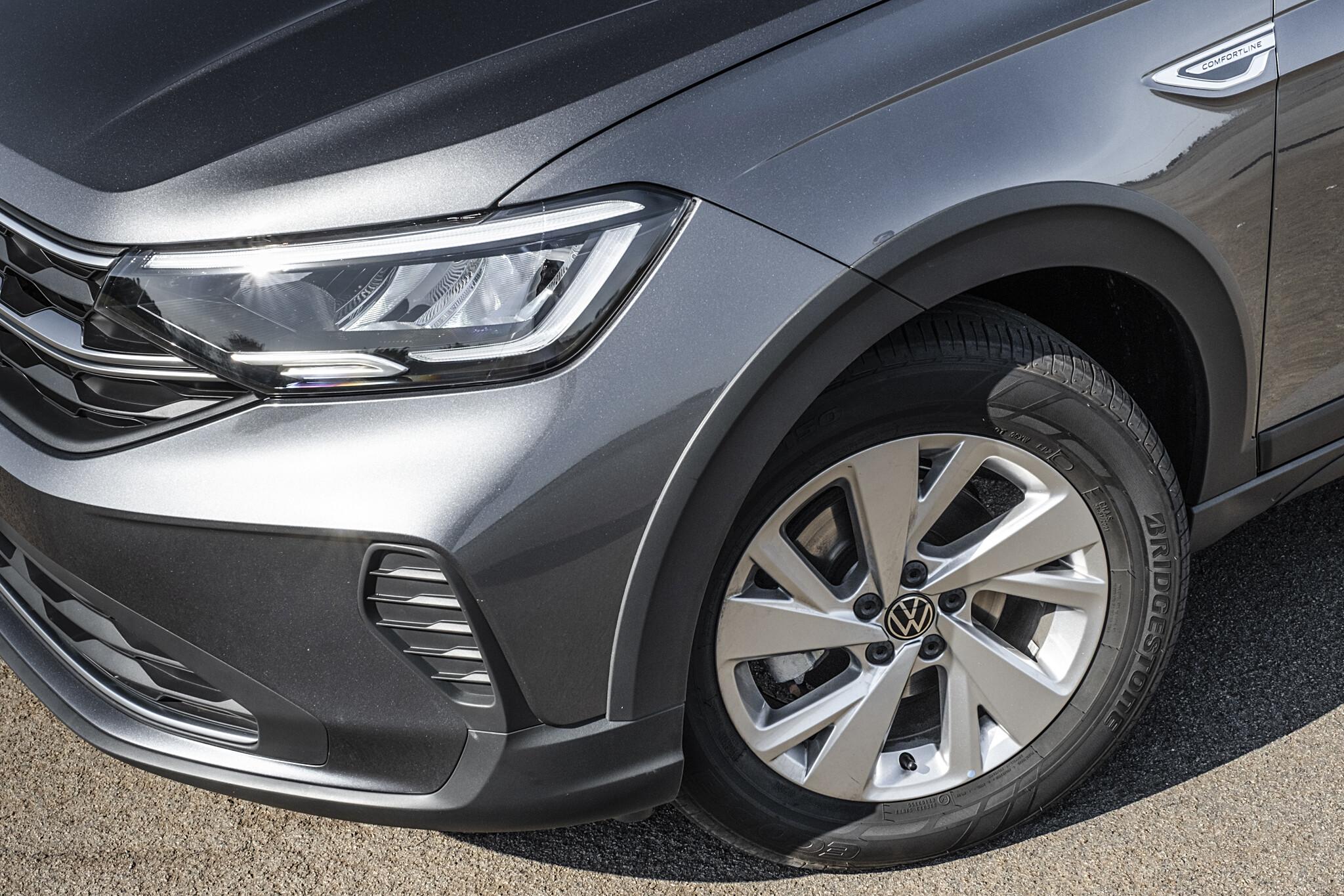 Foto de Volkswagen Nivus Comfortline (15/17)