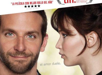 'El lado bueno de las cosas', la película