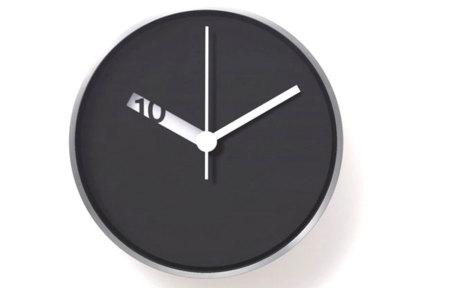 Reloj no ocultes las horas