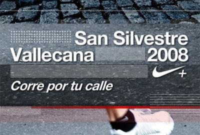 Abierto el plazo de inscripción para la San Silvestre Vallecana