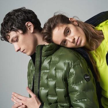 COLMAR hace de la fusión del esquí y el urbanismo la clave en su colección de chaquetas este otoño