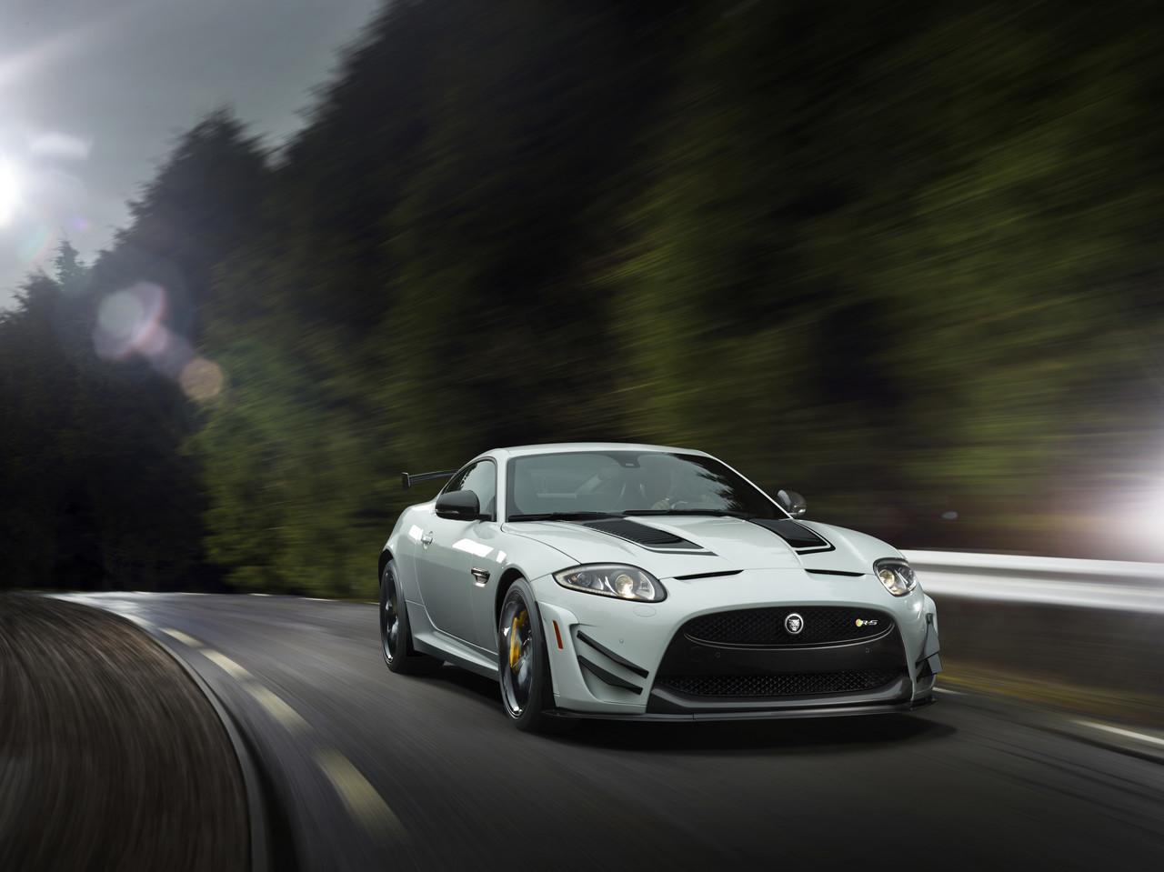 Foto de Jaguar XKR-S GT (17/20)