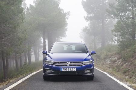 Volkswagen Passat 2020 Prueba 015