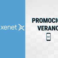 Xenet ofrece datos ilimitados durante el verano desde 9 euros