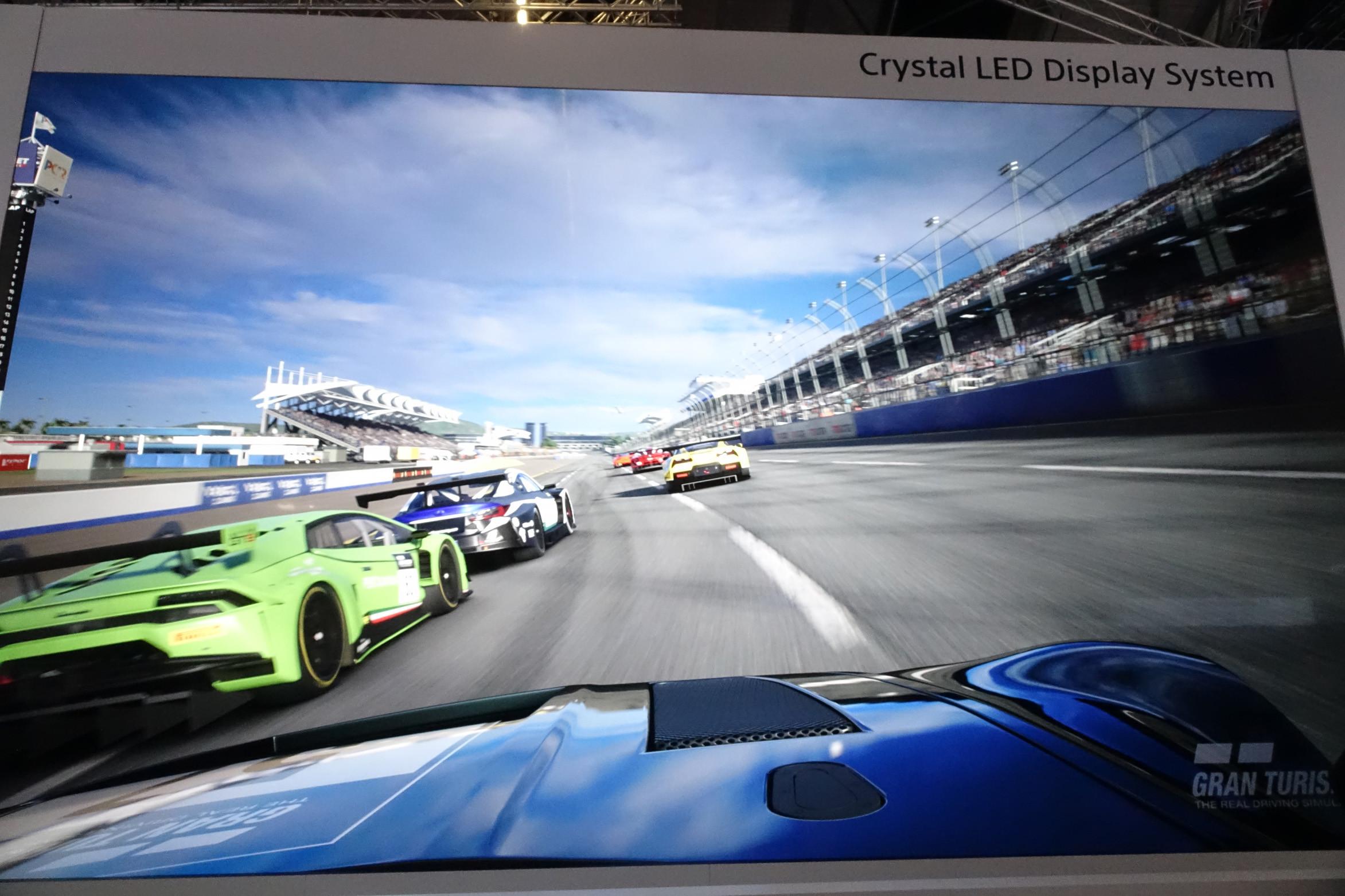 Foto de Sony Crystal LED (22/25)