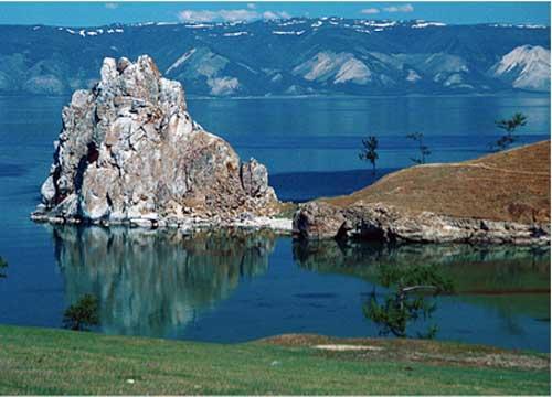 lugares remotos  el lago baikal