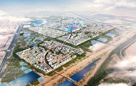 Los Emiratos Árabes siguen apostando por la no dependencia del petróleo con ciudades como Masdar