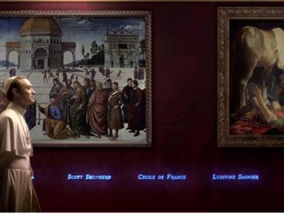 """El significado oculto tras los cuadros de la intro de """"The Young Pope"""", el nuevo éxito de HBO"""