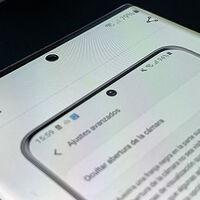 Samsung elimina la opción de disimular la cámara frontal mediante software con la llegada de One UI 3.0