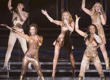 Vuelven las Spice Girls y a nadie le importa