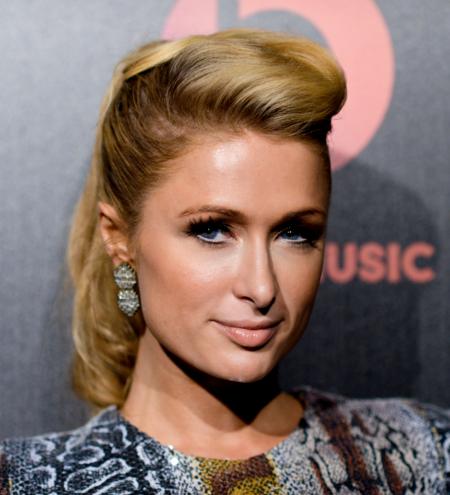 Paris Hilton: no eres de mi estilo, pero me he enamorado de tu peinado