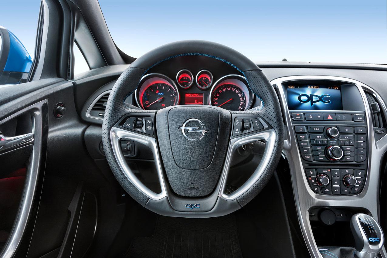 Foto de Opel Astra OPC (35/46)