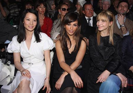 Mónica Cruz en la Semana de la Moda de Paris: desfile de Dior