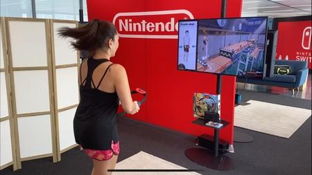 Probamos Ring Fit Adventure: el videojuego que te ayuda a ponerte en forma en el salón de tu casa
