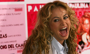 Mentira cochina: Paulina Rubio NO cantará con La Oreja de Van Gogh