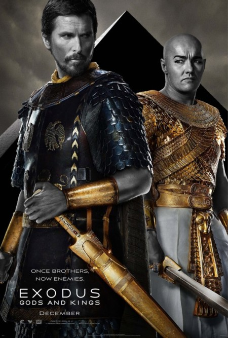 'Exodus: Dioses y Reyes', carteles