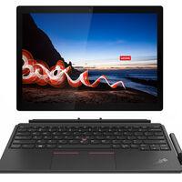 Lenovo ThinkPad X12 Detachable, X1 Carbon Gen 9 y X1 Yoga Gen 6: estrenan Dolby Voice y el modelo X12 Detachable se transforma en tablet