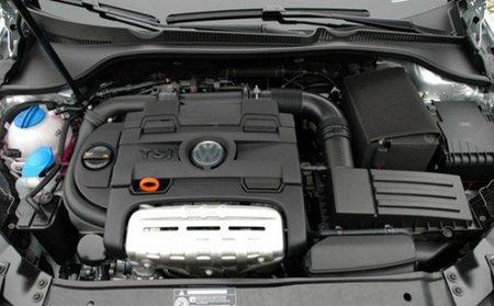 Motor 1.4 TSI de Grupo Volkswagen