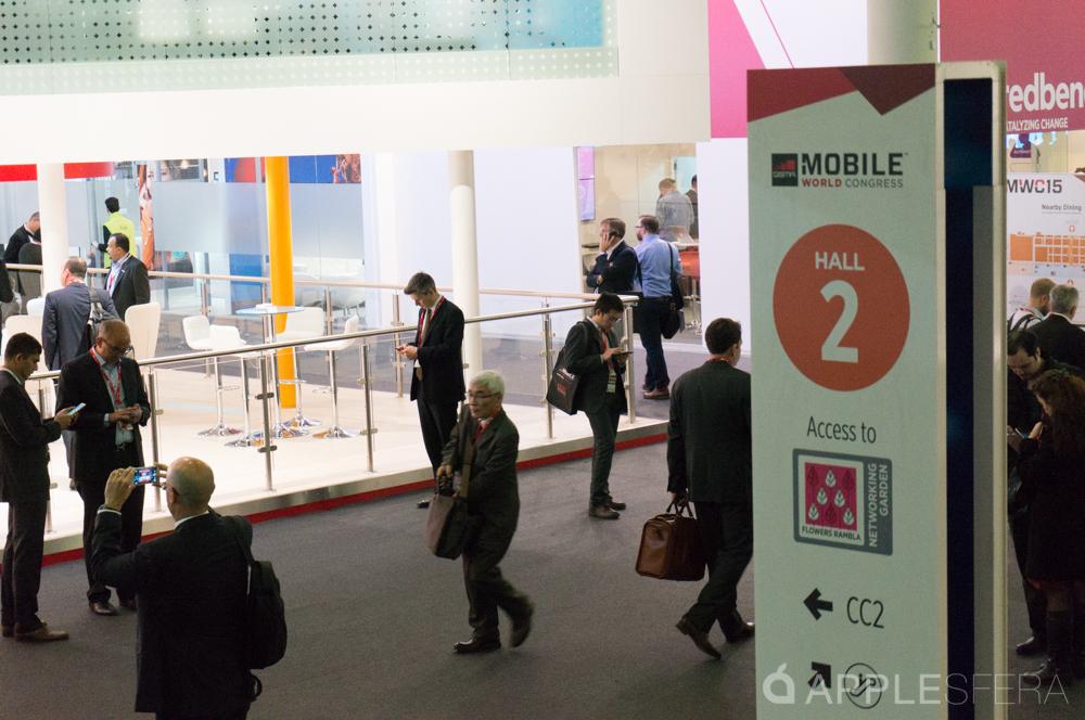 Foto de Mobile World Congress 2015 (48/79)