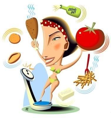 Perder peso reemplazando alimentos