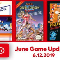 City Connection, Double Dragon II y Volleyball son los nuevos clásicos de NES que se unirán a Nintendo Switch Online en junio
