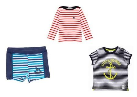 estilo marinero niño